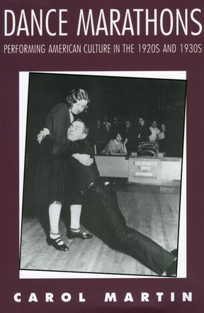 Dance Marathons - Performing American Culture in the 1920s and 1930s