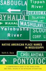 Native American Place Names in Mississippi